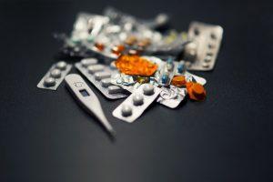 rozne druhy liekov